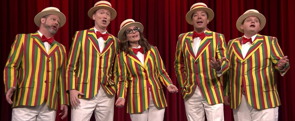 Tina Fey's Ragtime Cover of Bruno Mars Is Exactly What We Like
