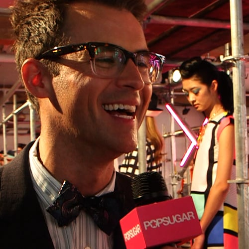 Brad Goreski Kate Spade New York Spring 2013 (Video)