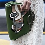 This Prada clutch is as cute as they come.