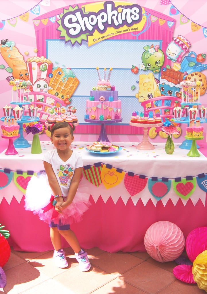 Shopkins Birthday Party Ideas Popsugar Moms Photo 5