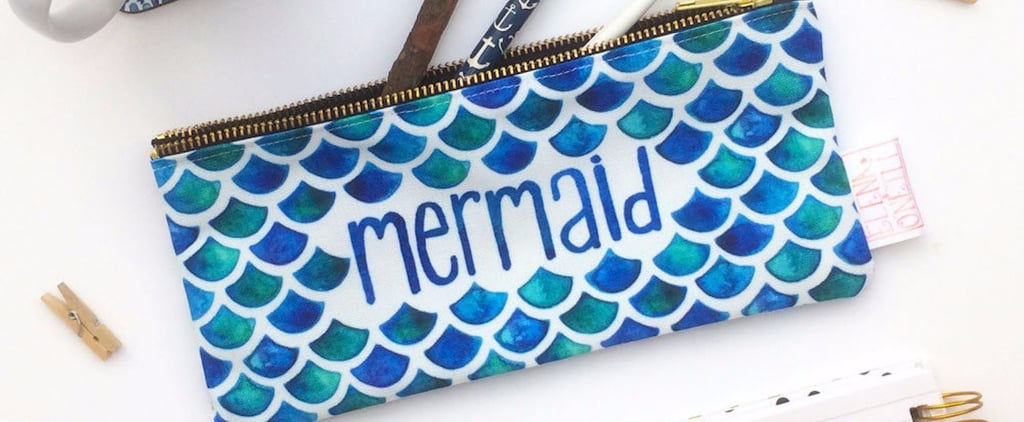 """11 Mermaid Desk Products That Will Make You Say, """"Is It Back to School Yet?"""""""