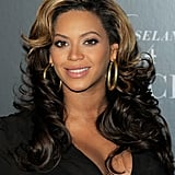 Beyoncé's two-toned hair gave her an edgy look while still being classy at the screening of Live at Roseland: Elements of 4 in 2011.