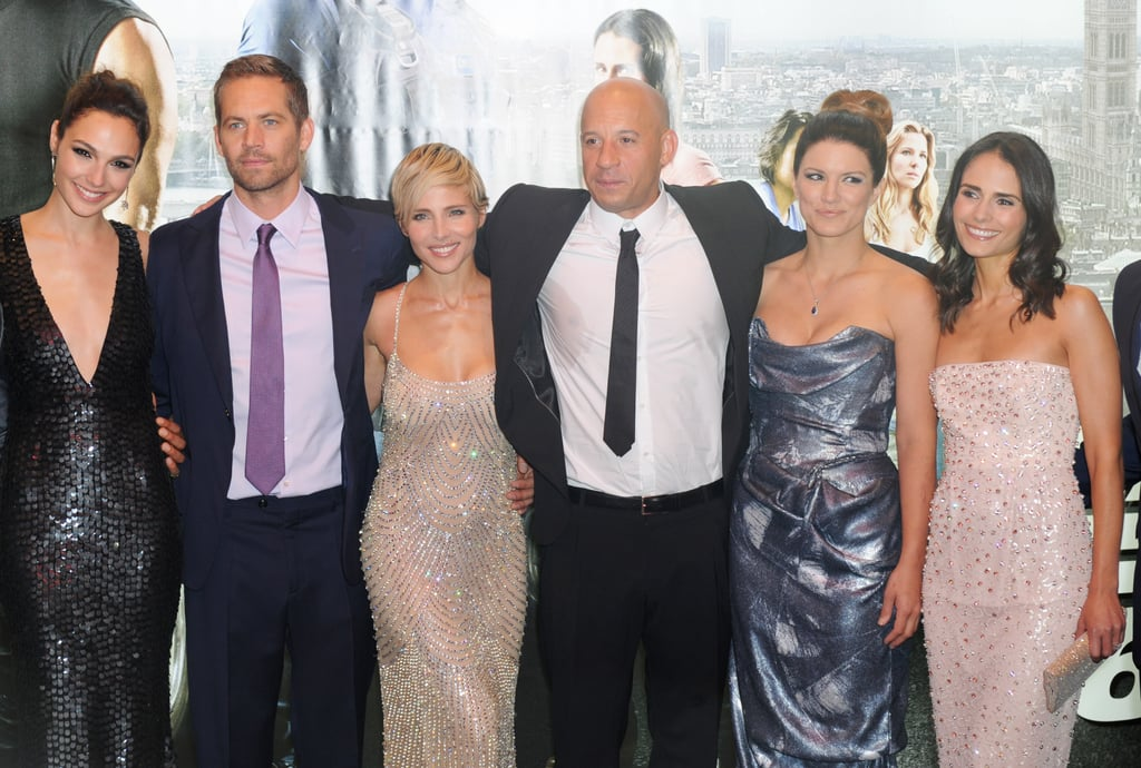 Fast and Furious Red Carpet Premieres