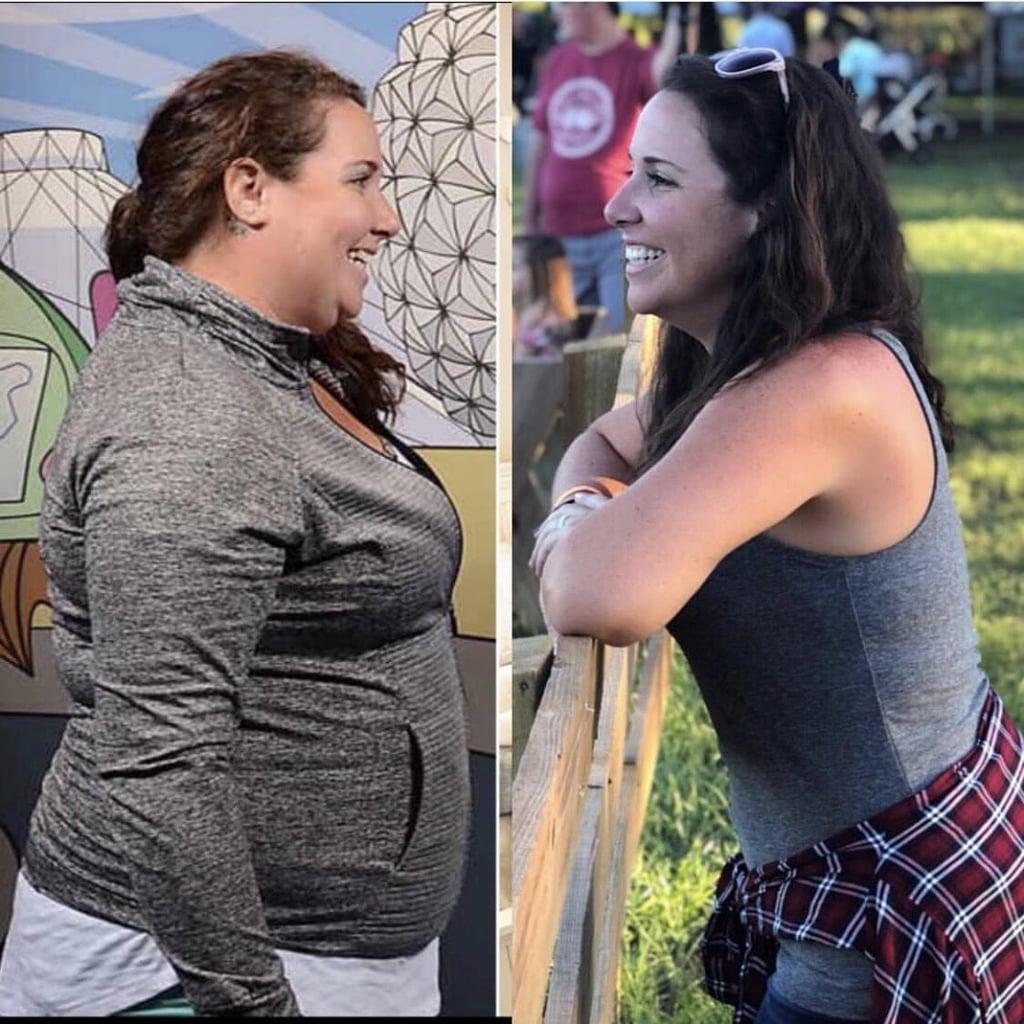 Jen's Weight-Loss Advice