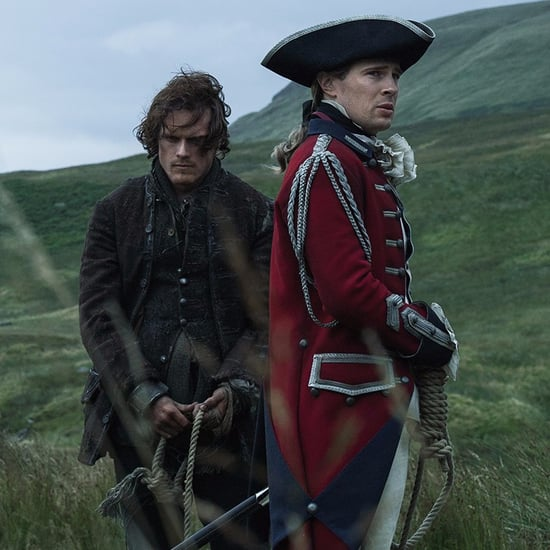 Outlander Lord John and Hector