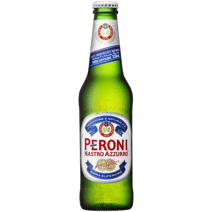 Peroni Nastro Azzurro 330mL Bottle   Calories in Top 7 Australian Beers   POPSUGAR Fitness ...