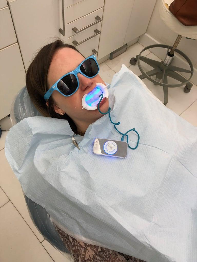 Teeth Whitening Pro: It's Quick