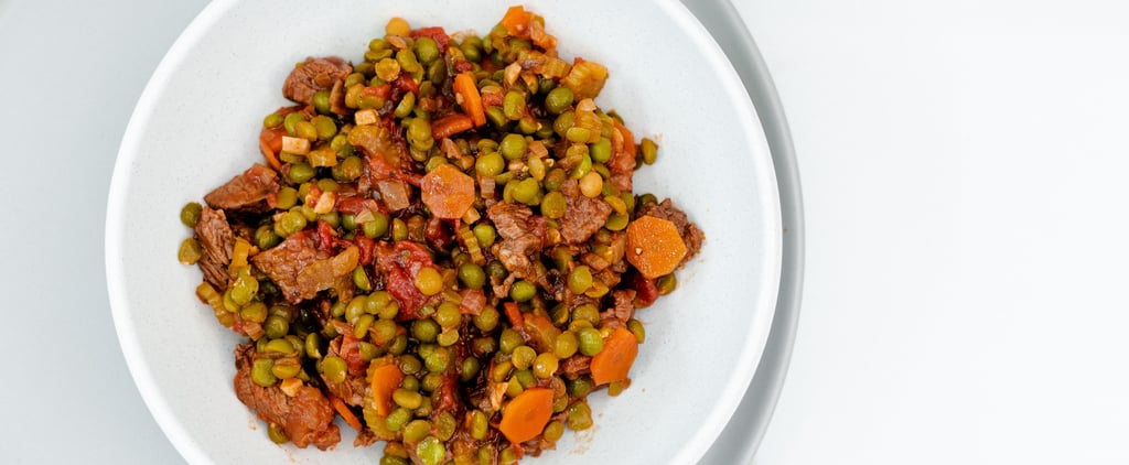 28 By Sam Wood Beef and Lentil Stew Recipe