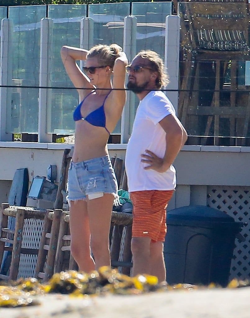 This Is How Leonardo DiCaprio and His Girlfriend Have Fun Together