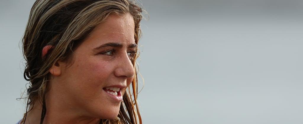 Surfer Caroline Marks on WSL Quarantine and 2021 Season