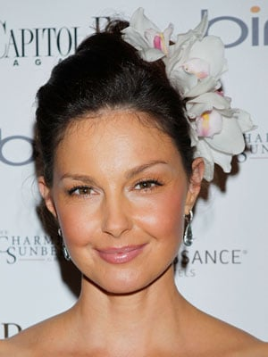 Picture of Ashley Judd's Hair at the 2010 White House Correspondents' Dinner