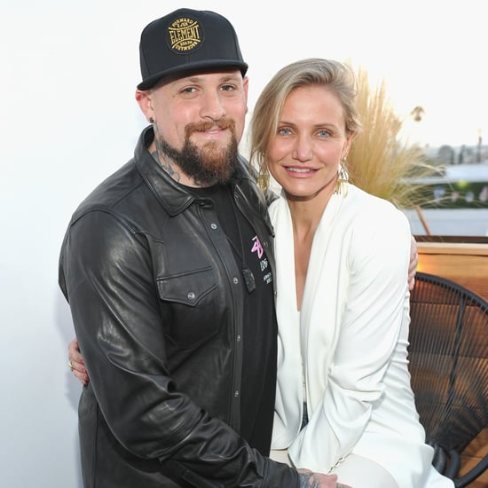Cameron Diaz Talks About Marriage and Benji Madden June 2017