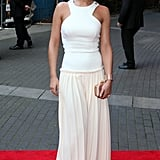 This isn't the first time Cheryl has worn a Victoria Beckham dress.