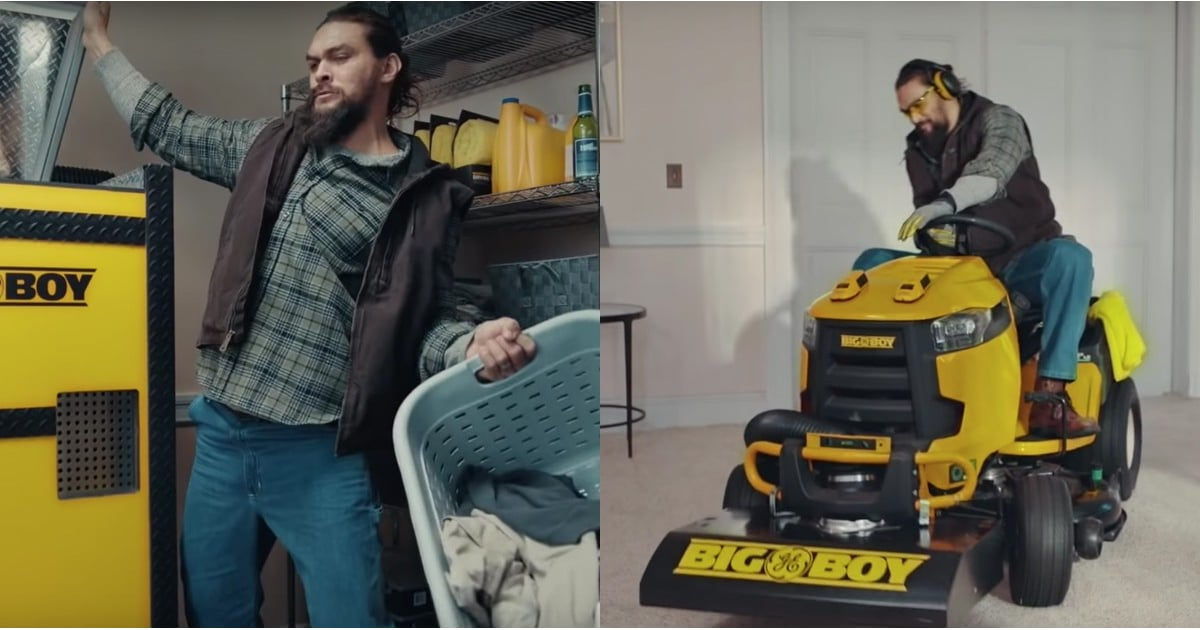 If Watching Jason Momoa Do Chores in This SNL Skit Is Wrong, Then I Don't Want to Be Right