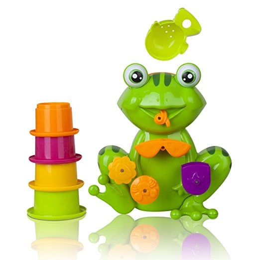 Interactive Frog Bath Toy