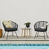 Article Tula Slate Gray Lounge Chair