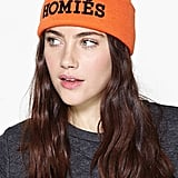 Orange Homies Beanie