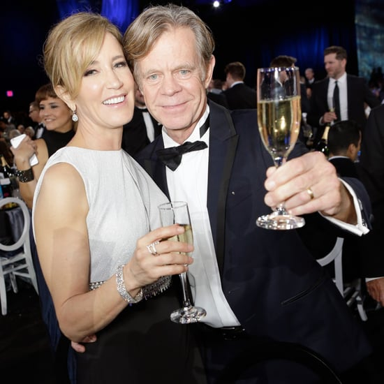 Felicity Huffman Birthday Message For William H. Macy 2017