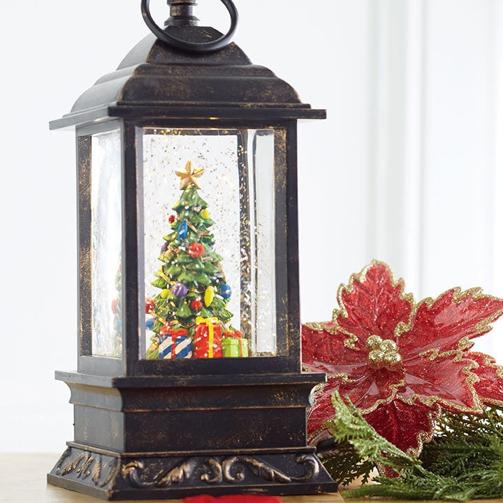 Sugar Water For Christmas Tree: These Christmas Water Lanterns Light Up With Festive