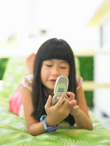 Children and Cell Phones