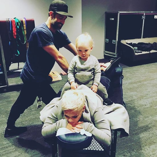 Pink's Most Relatable Parenting Moments
