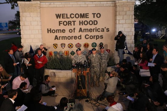 Fort Hood Shooting Suspect in Stable Condition