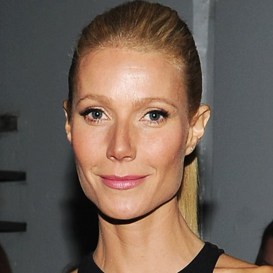 Gwyneth Paltrow's Hair and Makeup at the 2012 Grammy Awards