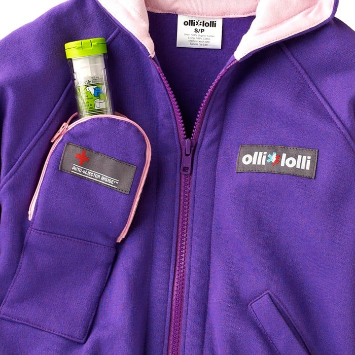 Olli Lolli Takes the Guesswork Out of Dressing When You Have a Food Allergy