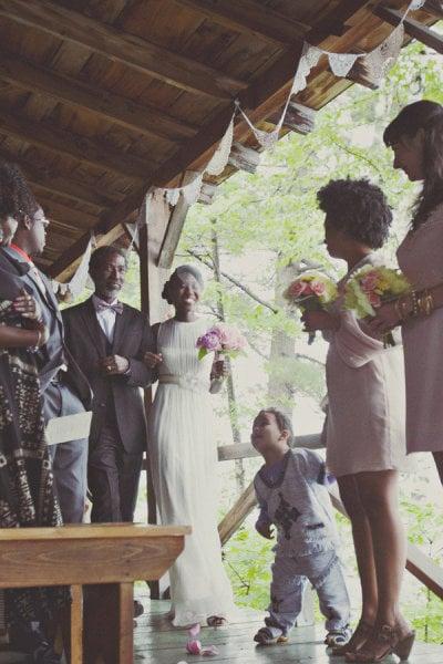 Porch-Set Ceremony