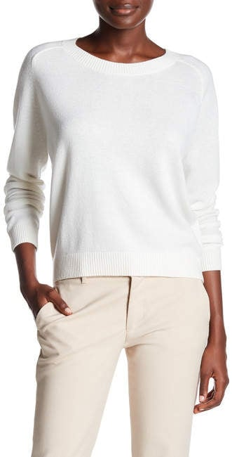 Vince Camuto Stretch Crew Cashmere Sweater ($145, originally $320)