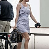 Diane Kruger Continues Her French Getaway in Style