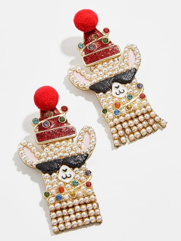 Happy Llamaday Earrings