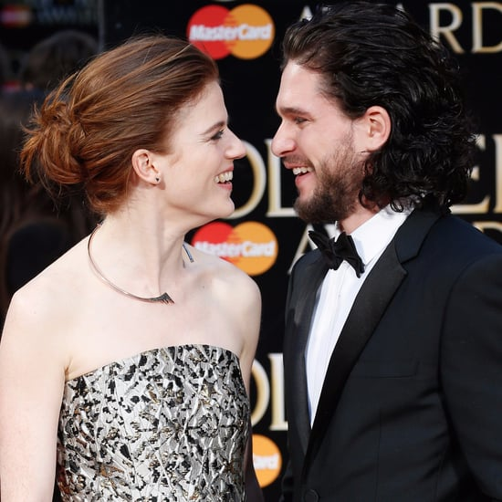Kit Harington and Rose Leslie GIFs
