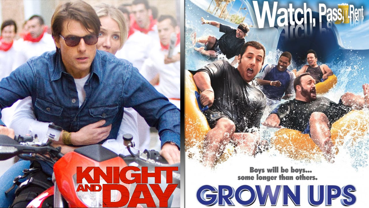 Knight and Day Movie Review and Grown Ups Movie Review | POPSUGAR ...