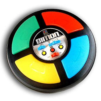 Blast Back From the Past:  Simon
