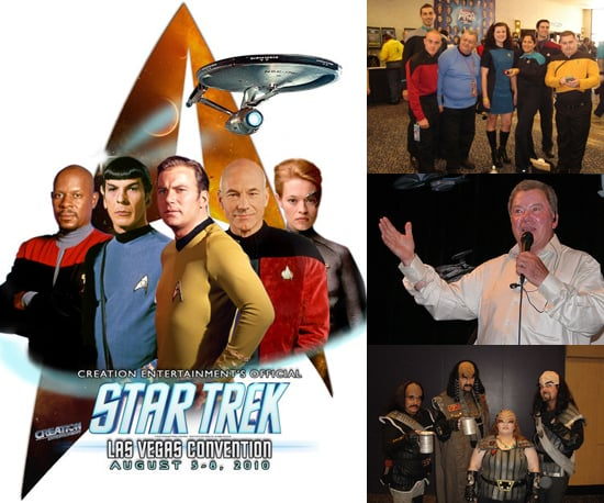 Official Star Trek Convention
