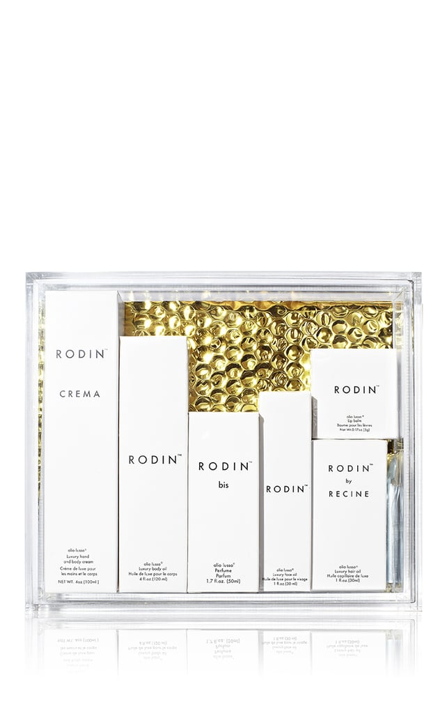 Rodin Lucite Holiday Set-Colorless