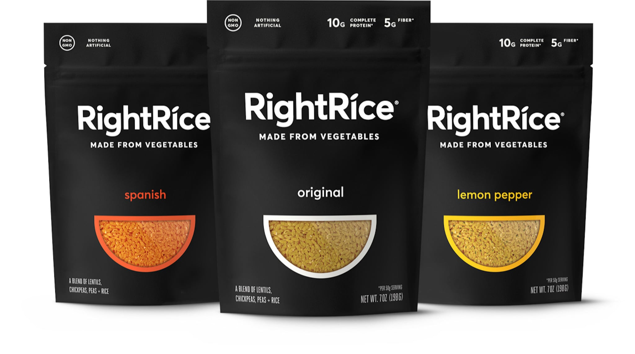 Amazon and Whole Foods Are Selling Plant-Based Rice, and It Has 10 Grams of Protein Per Serving