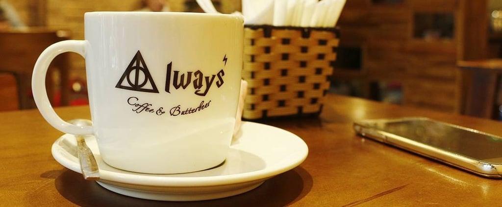 Always Harry Potter Cafe in Vietnam