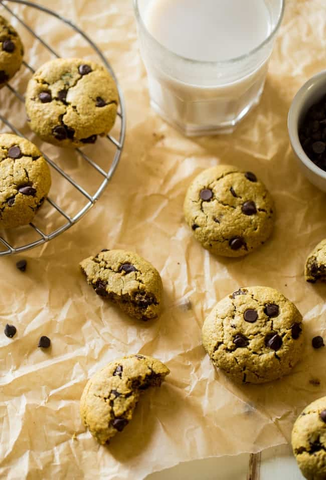 Healthy Chocolate Chip Cookie Recipes   POPSUGAR Fitness