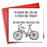 Stolen Bike Card