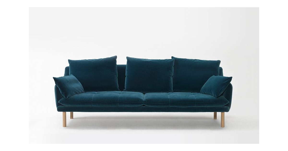Jardan Andy Sofa 6 277 Best Velvet Lounges And