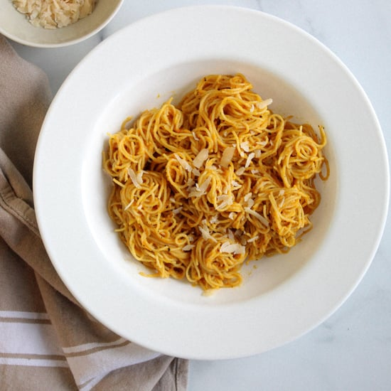 Pumpkin Cacio e Pepe Recipe