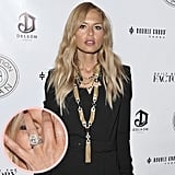 "Viewers of The Rachel Zoe Project watched the celeb stylist and fashion designer's husband visit famed jeweler Neil Lane to pick out the perfect gift for his about-to-deliver wife. On the show, Rodger Berman picked a 10-carat cushion-cut diamond ring. Neil Lane said, ""Rodger wanted to surprise Rachel with something romantic — and huge. I knew she's wanted a cushion cut forever. It was their first baby, and she's been working so hard that Rodger wanted to do something very special. Rachel was thrilled and hasn't taken it off since!"""
