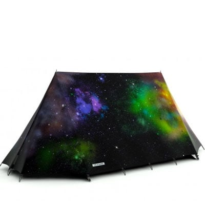 Space Camping Tent
