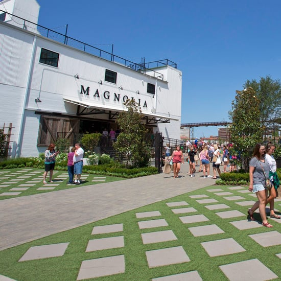 Visiting the Magnolia Market Silos