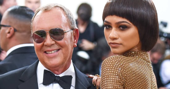 Zendaya Was Michael Kors's Best Met Gala Date in 35 Years