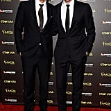 Zac and Jordan Stenmark.