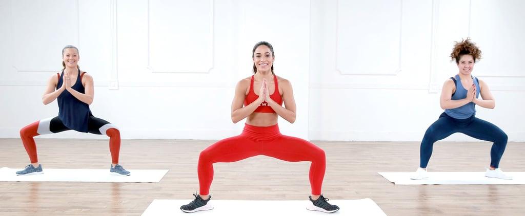 Live Workouts on POPSUGAR Fitness's Instagram, Week of 6/15