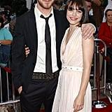 Ryan Gosling and Rachel McAdams in 2004